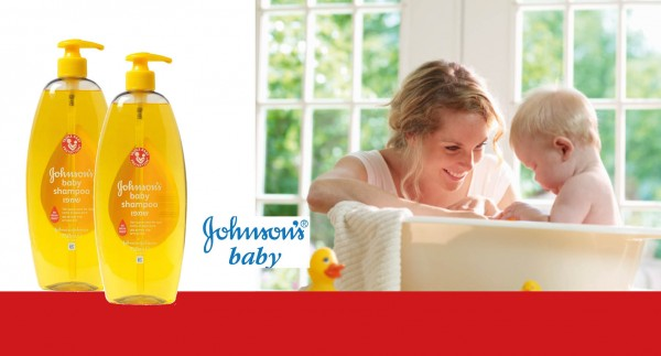 JOHNSON'S BABY Babyshampoo 750ml