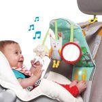 Spielzeuge für Autositze